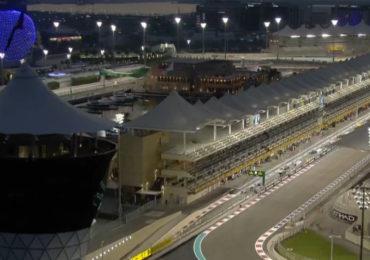 Formule 1 livestream Abu Dhabi