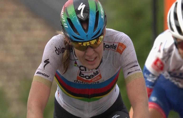 Dubbelslag voor van der Breggen in Giro Donne