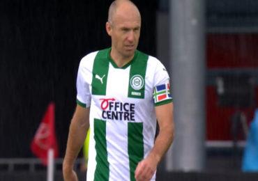 'Robben heeft de moed nog niet opgegeven'