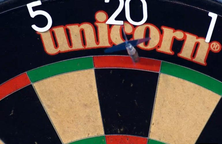Deze darters doen mee aan de Players Championship in Milton Keynes