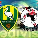 Eredivisie livestream ADO Den Haag - Sparta Rotterdam