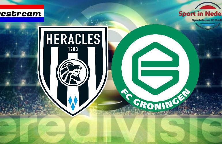 Eredivisie livestream Heracles Almelo - FC Groningen