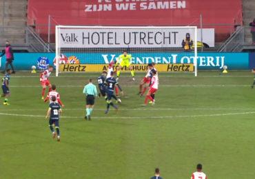 Ter Avest redt Utrecht aan een punt tegen PEC