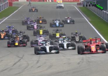 Starttijden Formule 1 seizoen 2021