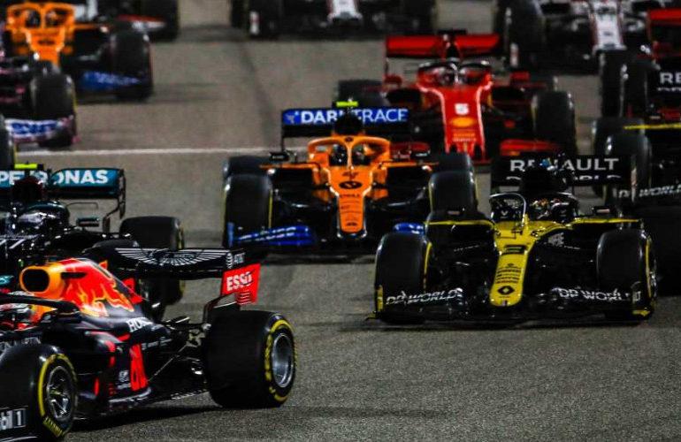 Formule 1 2021 livestream helemaal gratis