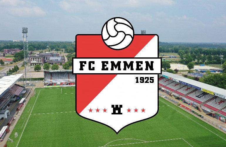 FC Emmen grijpt naast Scherpen en Locadia