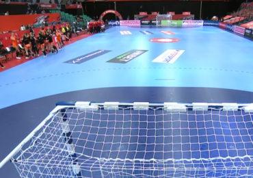 Handballers op EK tegen IJsland en Portugal
