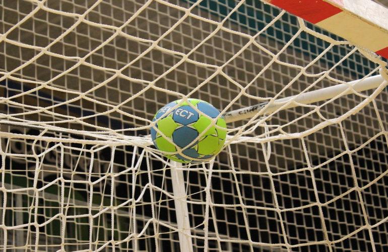 Handbalsters kloppen Slovenië in Den Bosch
