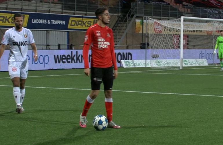 Helmond Sport en Telstar delen de punten