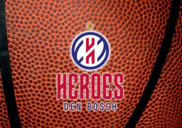 Basketballers Parma te sterk voor Heroes uit Den Bosch