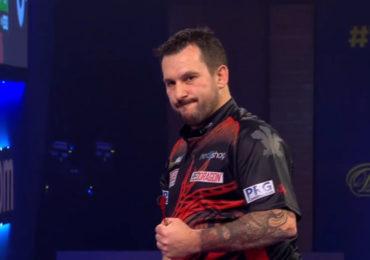 Jonny Clayton wint Premier League Darts