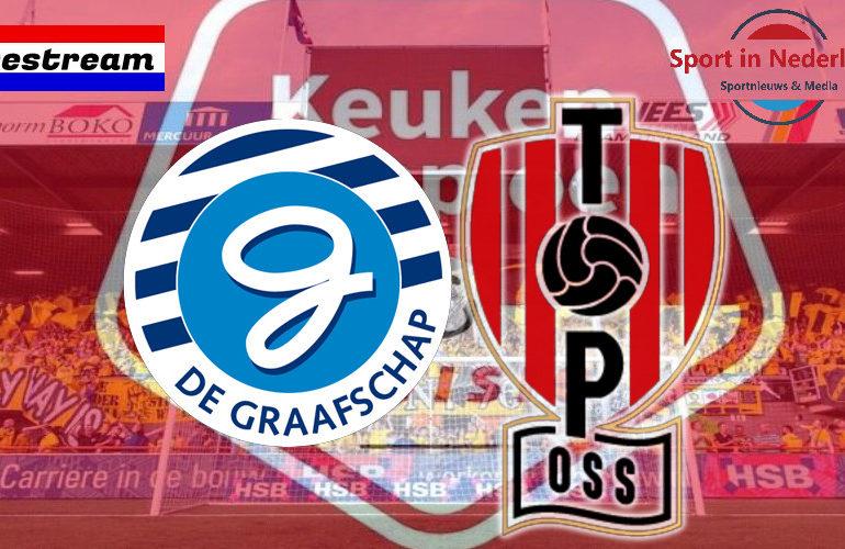KKD livestream De Graafschap - TOP Oss