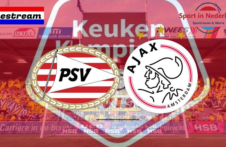 KKD livestream Jong PSV - Jong Ajax