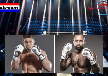 Glory 77 Spike livestream Rico vs Hesdy