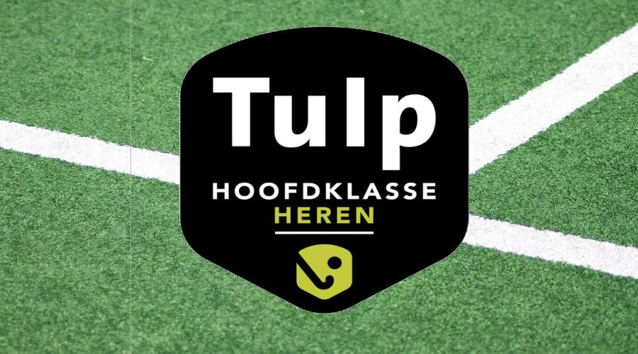 Hockeyers Bloemendaal op schot tegen Tilburg