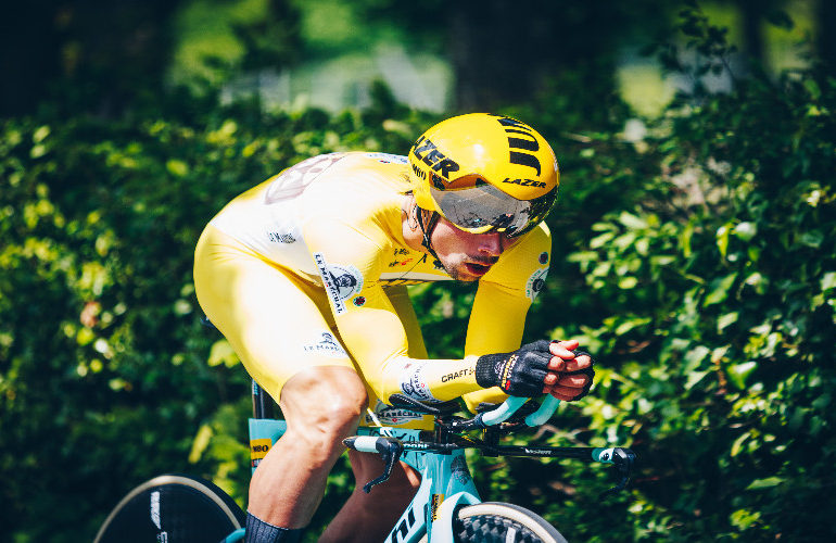 Roglic toont topvorm in Ronde van het Baskenland