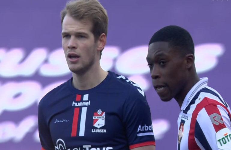 Willem II drukt FC Emmen verder in de problemen
