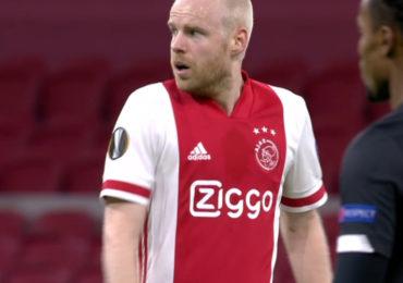 Ajax naar achtste finale Europa League