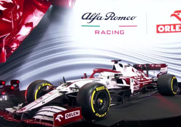 Dit is de Alfa Romeo C41 voor 2021 (video)