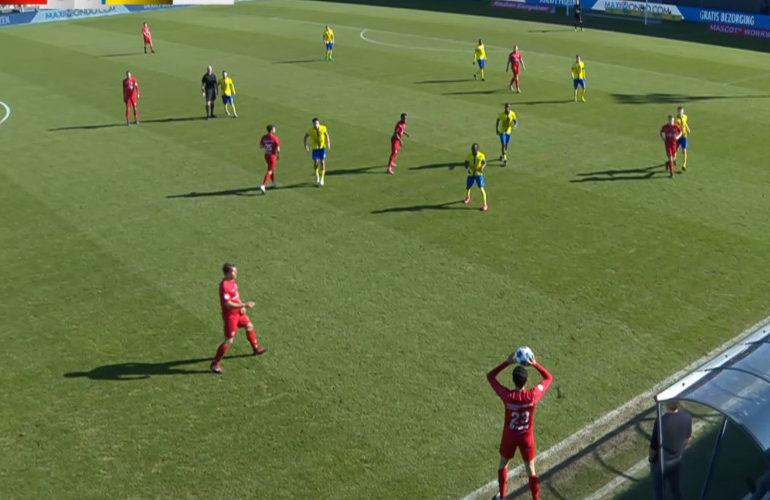 Cambuur wint KKD topper tegen Almere City