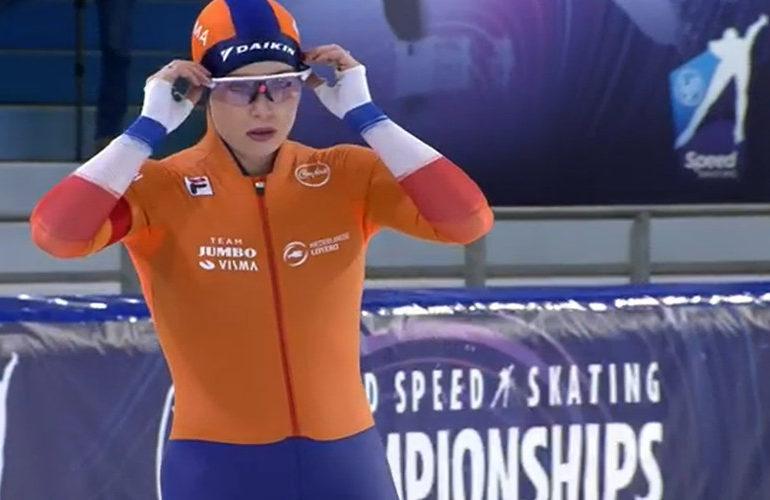De Jong beste Nederlandse op 1.500 meter