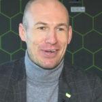 Arjen Robben (foto FC Groningen TV)