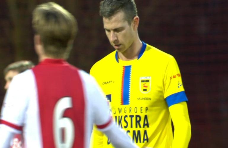 Koploper Cambuur speelt gelijk bij Jong Ajax