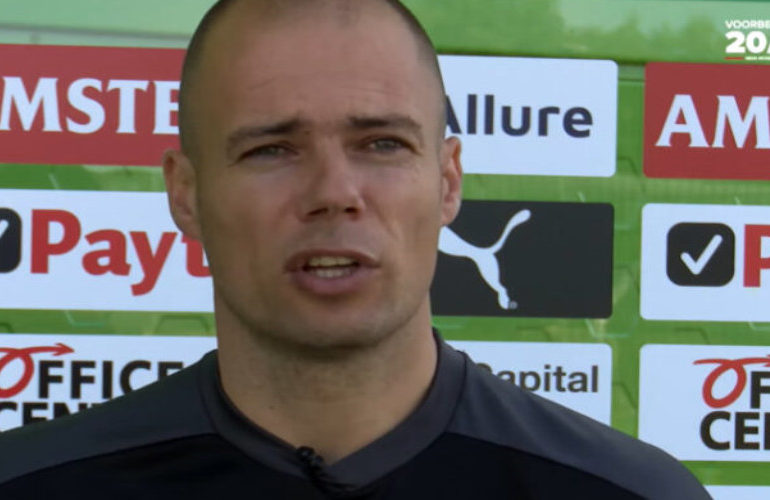 Buijs niet op de bank in derby tegen Heerenveen