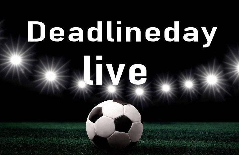Voetbal live: Transferdeadline om 0.00 uur