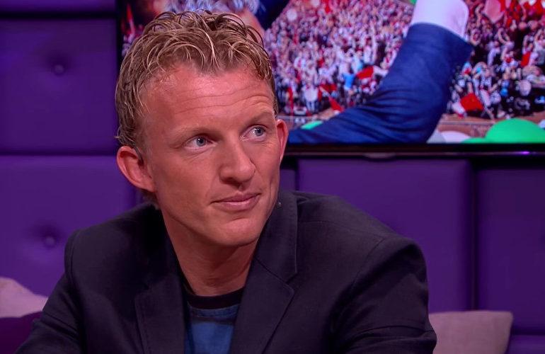 Dirk Kuijt en Feyenoord per direct uit elkaar