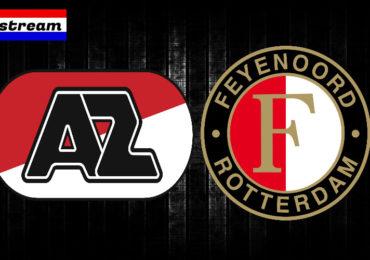Eredivisie livestream AZ - Feyenoord