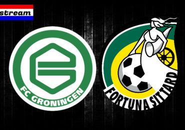 Eredivisie livestream FC Groningen - Fortuna Sittard