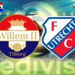 Eredivisie livestream Willem II - FC Utrecht