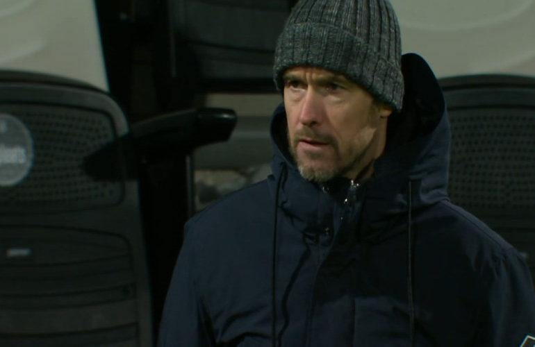 Ajax profiteert van misstap PSV en wint bij Heracles
