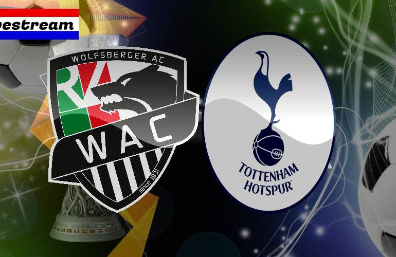 Europa League livestream Wolfsberger AC - Tottenham Hotspur