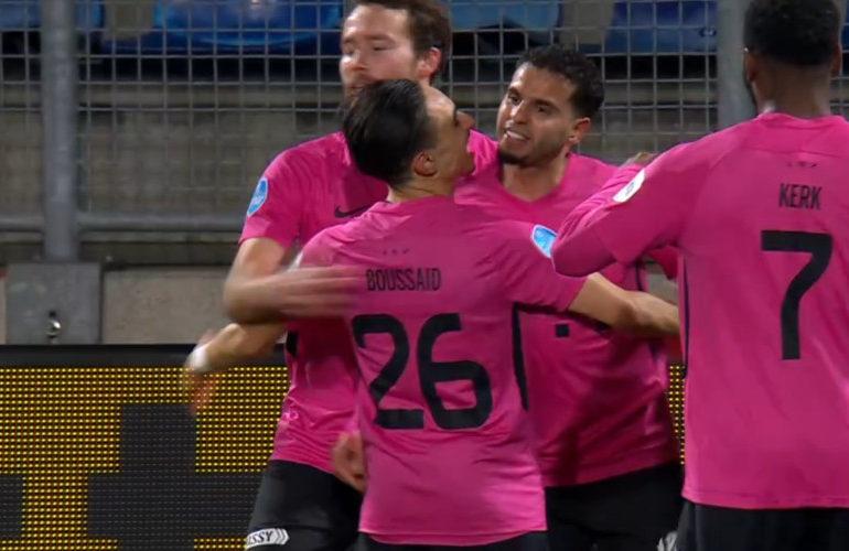 FC Utrecht geeft Willem II pak rammel met 6-0