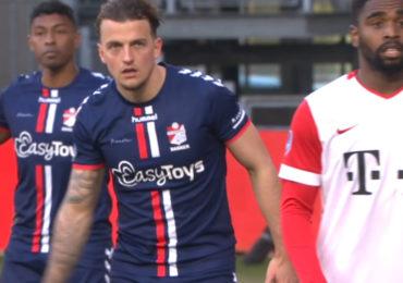 FC Emmen haakt aan bij Willem II en ADO