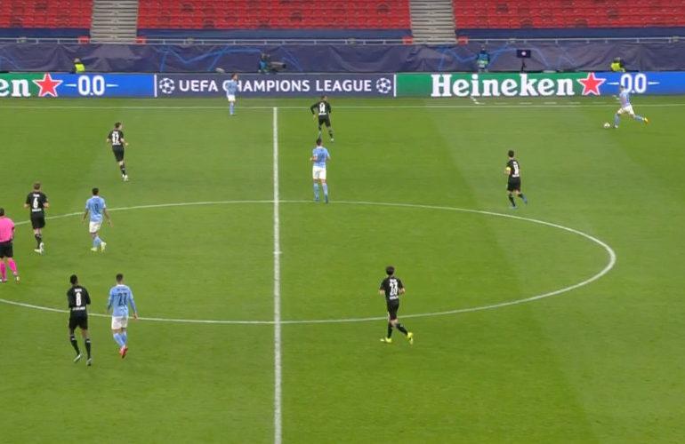 City met één been in kwartfinale Champions League