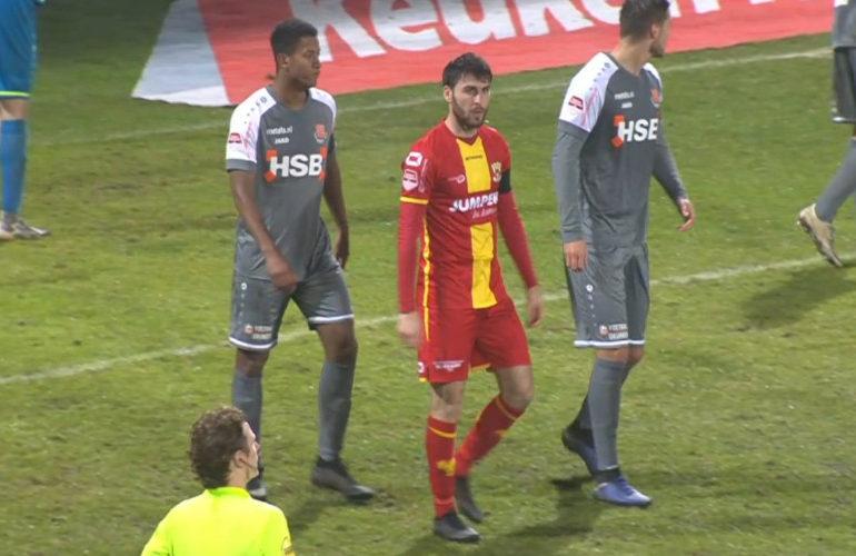 FC Volendam pakt drie punten bij rouwend Go Ahead (video)