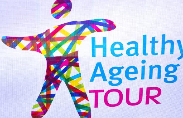 Healthy Ageing Tour gaat in maart gewoon door