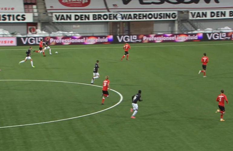 Almere City ook onderuit tegen Helmond Sport
