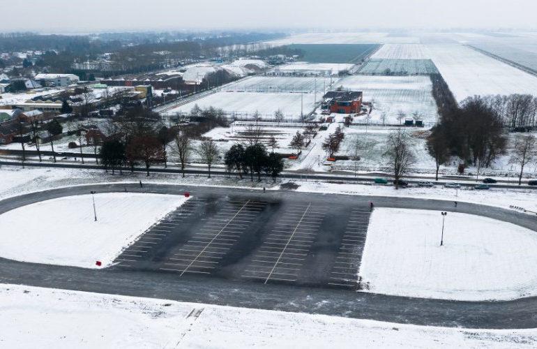 IJsbaan in Drentse Nieuw-Buinen ook open