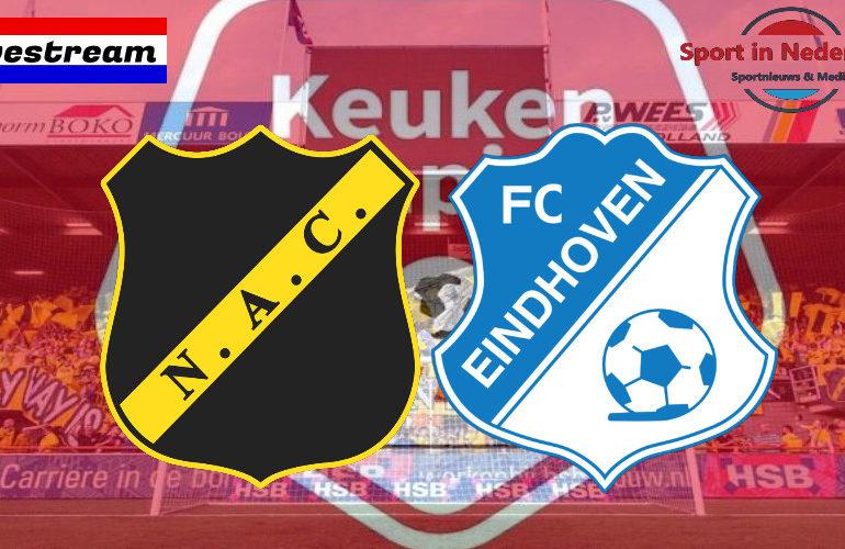 KKD livestream NAC Breda - FC Eindhoven