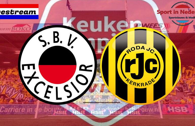 KKD livestream Excelsior - Roda JC
