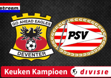 KKD livestream Go Ahead Eagles - Jong PSV