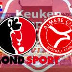 KKD livestream Helmond Sport - Almere City FC