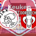 KKD livestream Jong Ajax - FC Dordrecht