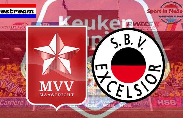 KKD livestream MVV Maastricht - Excelsior