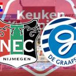 KKD livestream NEC - De Graafschap