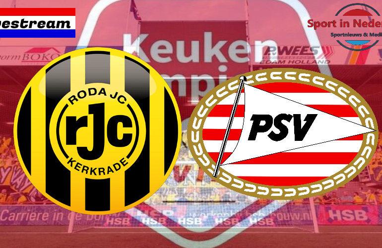 KKD livestream Roda JC - Jong PSV